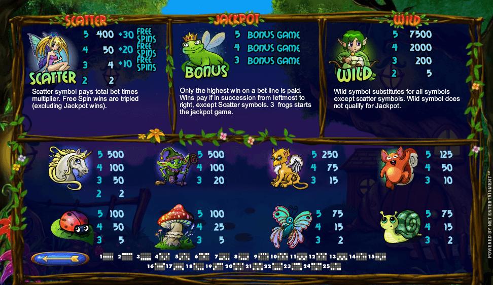 Hoe speel je Super Lucky Frog Gokkast Netent