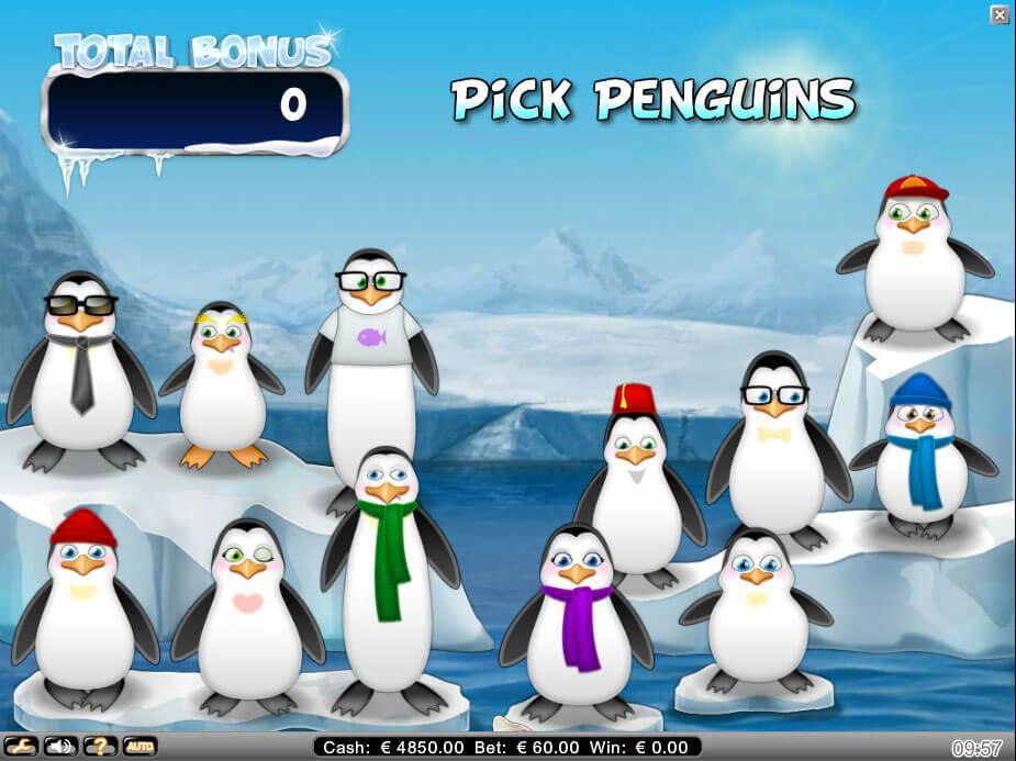 Icy Wonders Gokkast Netent Bonusspel