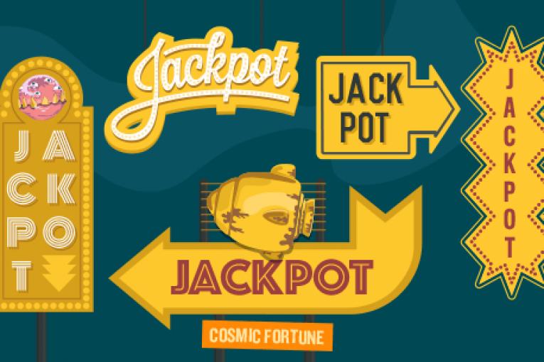 Cosmic Fortune Slot Netent Jackpot