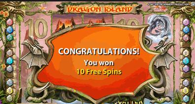 Dragon Island Gokkast Netent Spins Free