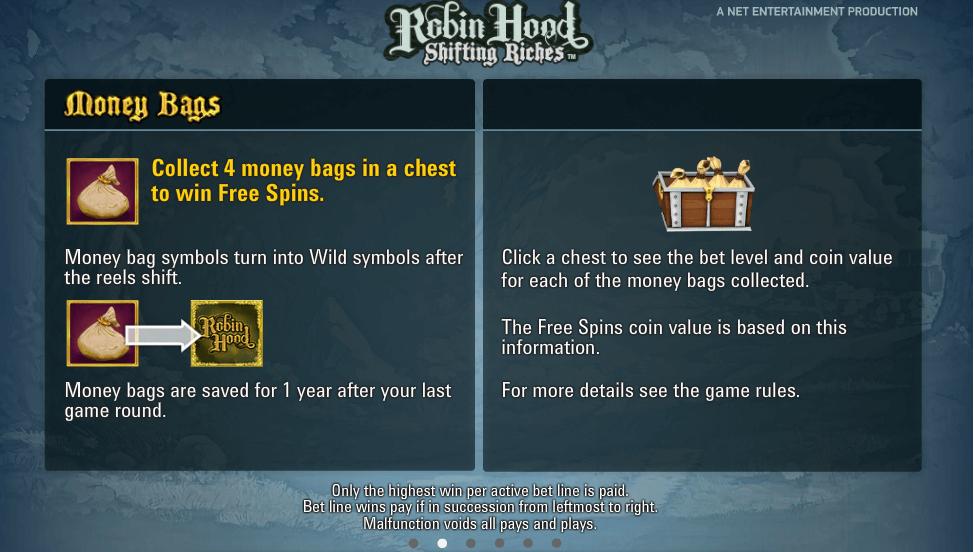 Robin Hood Gokkast Netent Wild