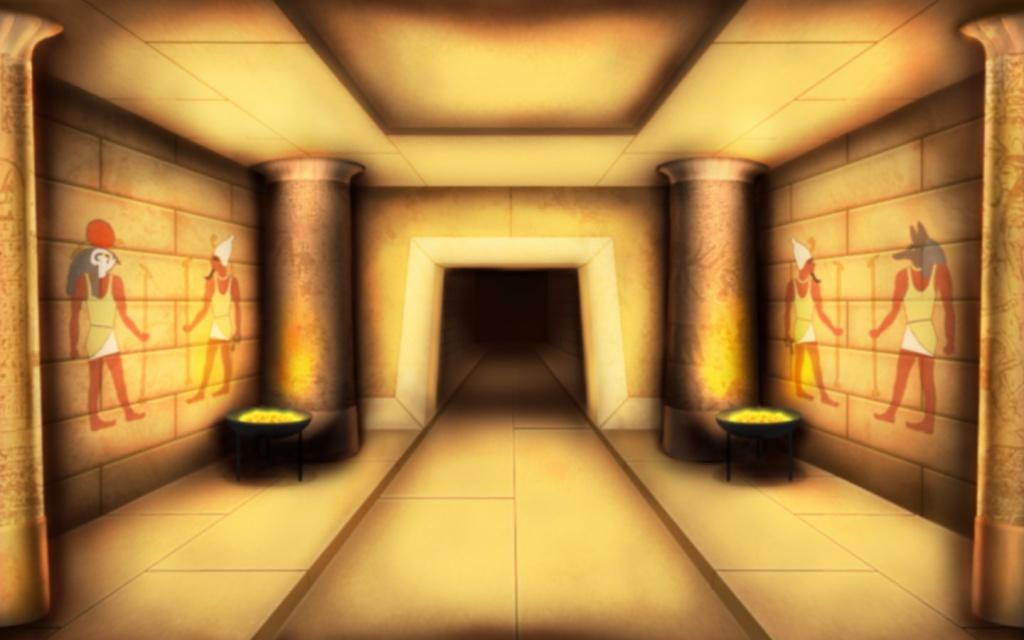 Secrets Of Horus Gokast Netent Achtergrond