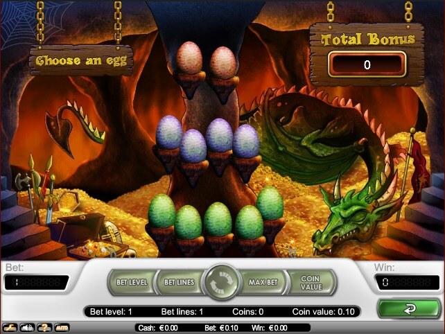 Tales of Krakow Gokkast Netent Bonusgame