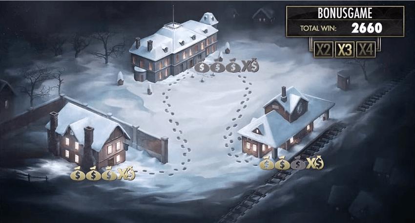 The Invisible Man Grande Netent Bonusgame