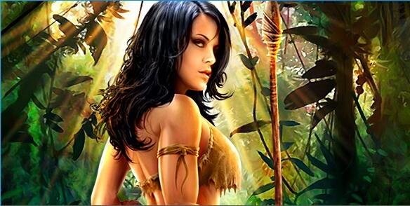 Amazon Queen Gokkast Welkomst2