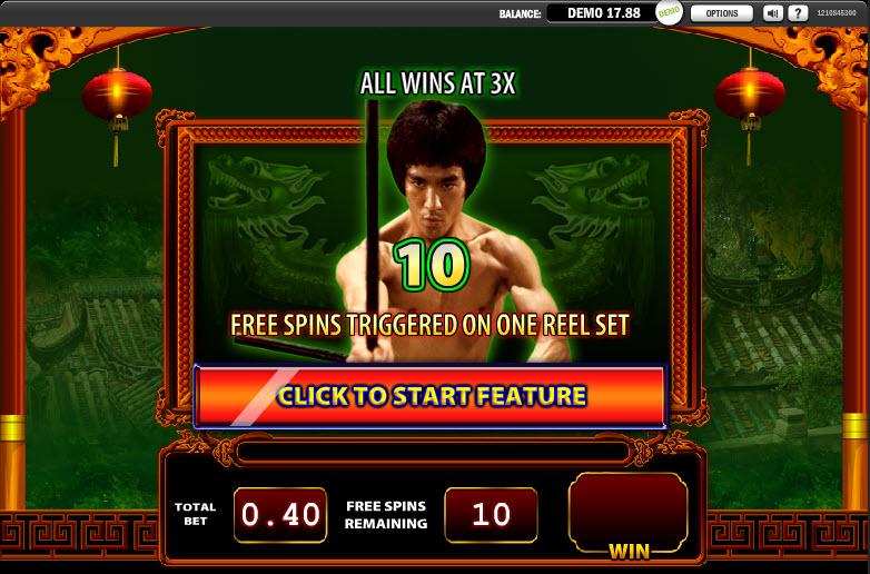 Bruce Lee2 Gokkast Free Spins