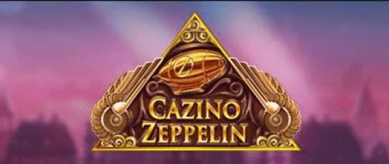 Cazino Zeppelin Gokkast Welkomst2