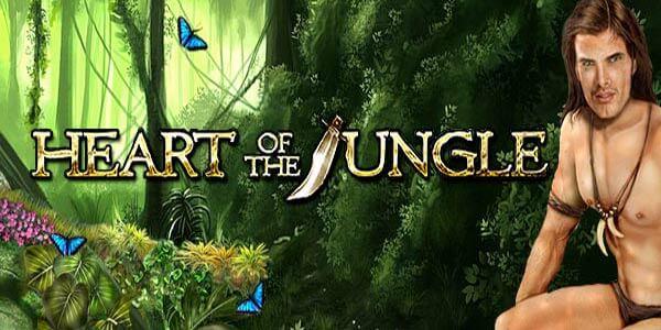 Heart of the Jungle Gokkast Welkomst