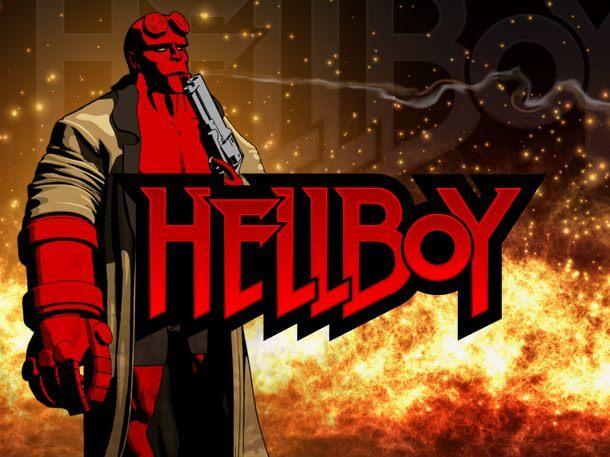 Hellboy slot microgaming welcome
