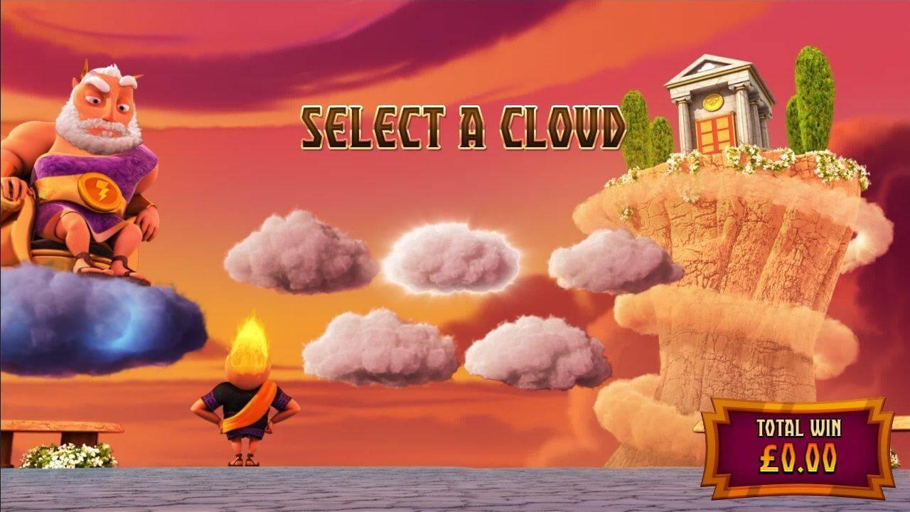 Hot as Hades slot microgaming Bonus game 2