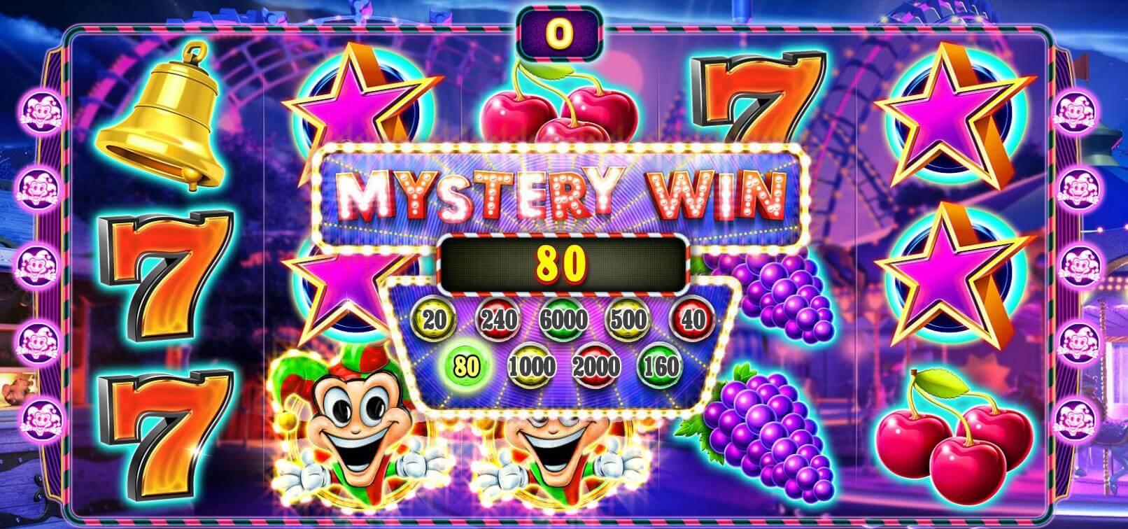 Jokerizer Gokkast Mystery WIn