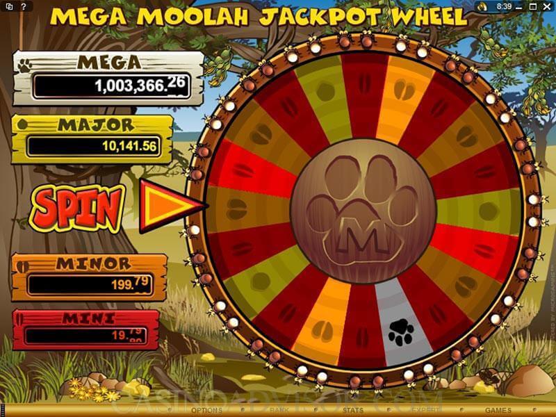 Mega Moolah Gokkast Jackpot