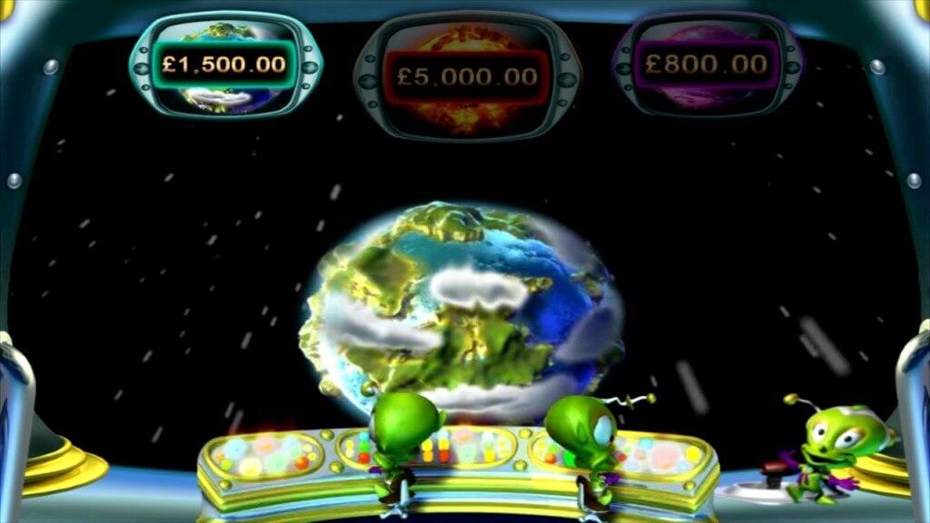 Money Mad Martians Gokkast Bonusgame2
