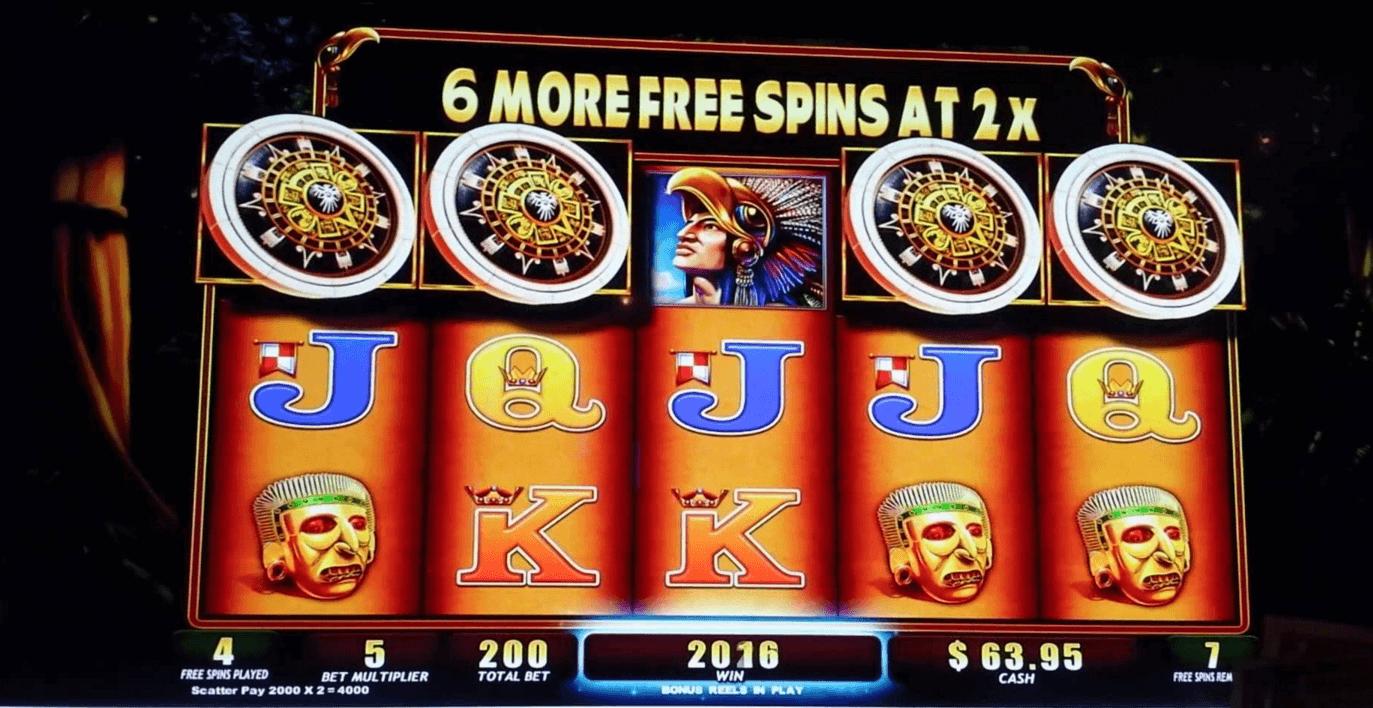 Montezuma Gokkast Free Spins