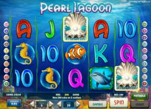 Pearl-Lagoon-gokkast - Gokkasten En Speelautomaten