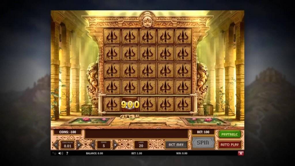 Pearls of India Gokkast Bonusgame2