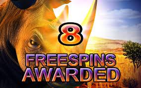 Raging Rhino Gokkast Free Spins