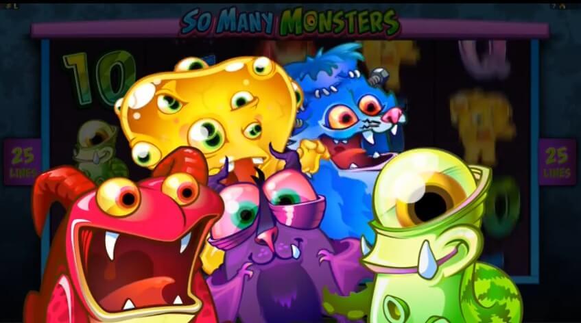 So Many Monsters | Euro Palace Casino Blog