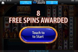 Spartacus Gokkast Free Spins