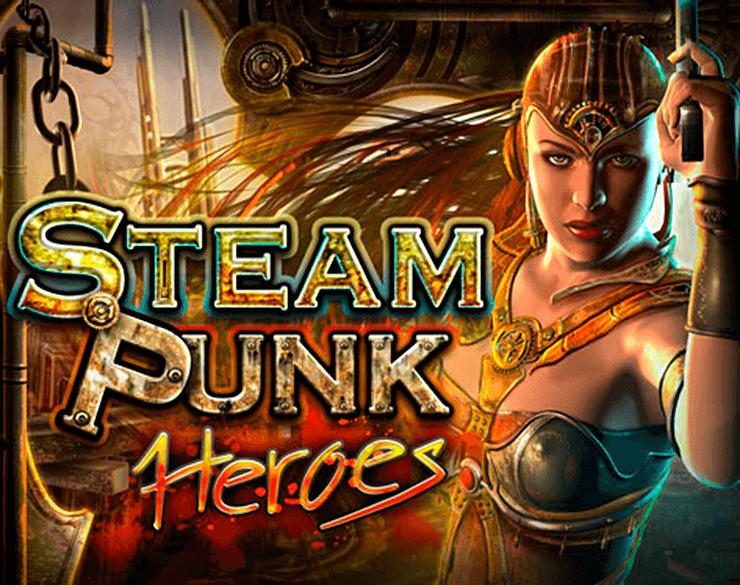 Steam Punk Heroes Slot genenis Gaming