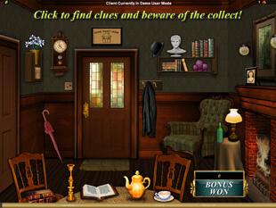 Victorian Villain Slot Bonus game Genesis