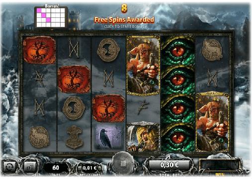 Viking Vanguard Gokkast Free Spins
