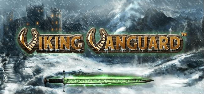 Viking Vanguard Gokkast Welkomst2