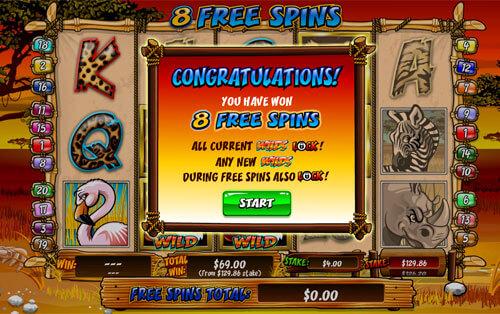 Wild Gambler Gokkast Free Spins