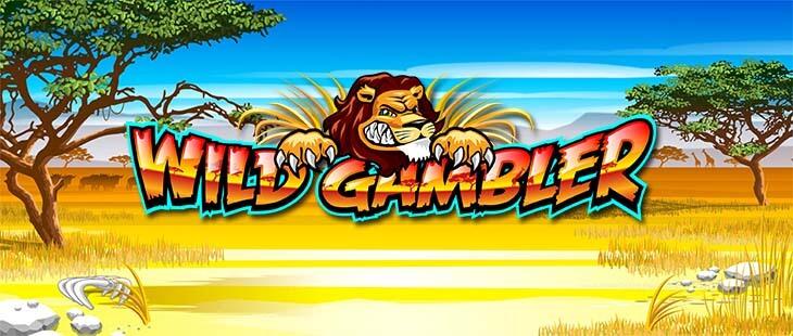 Wild Gambler Gokkast Welkomst