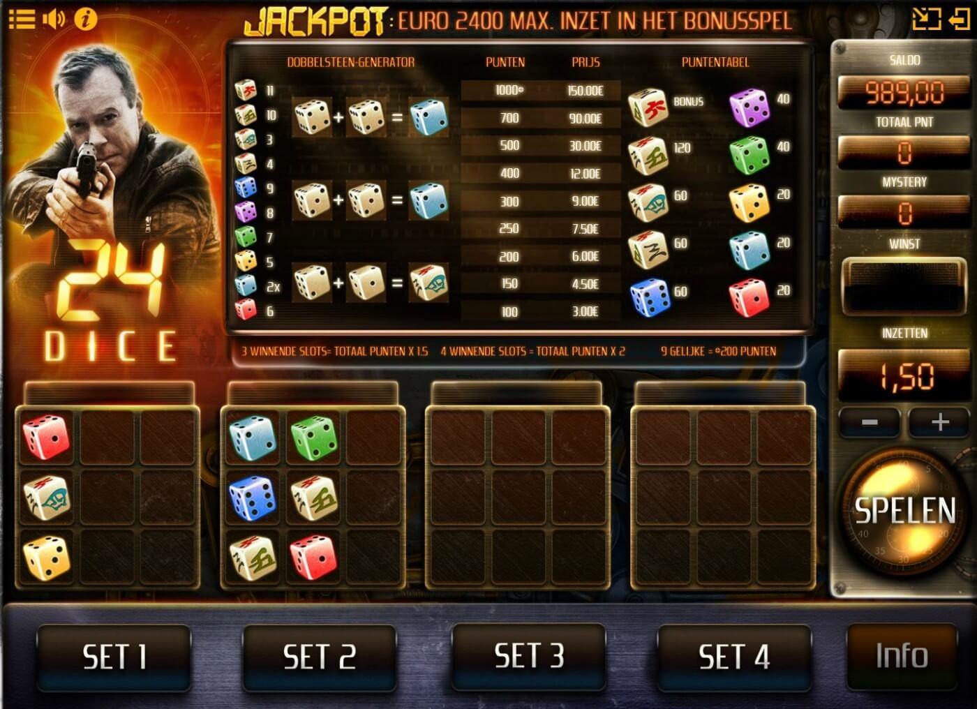 24 iSoftBet Bonusgame