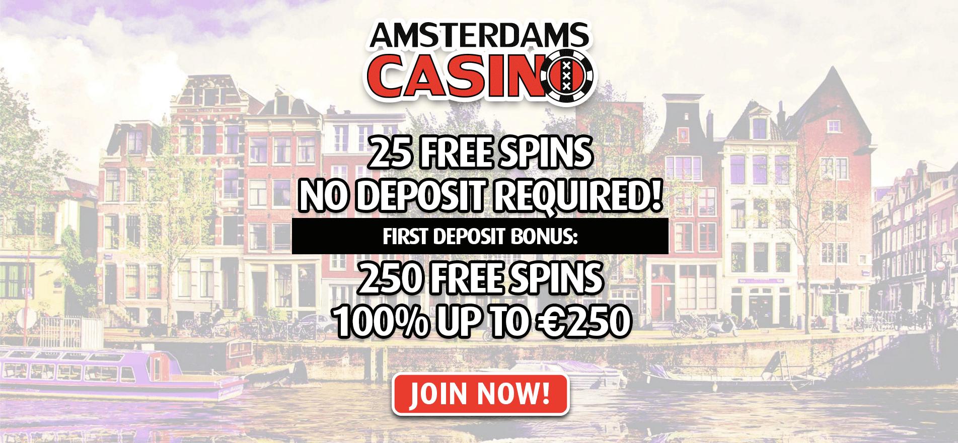 Amsterdams Casino Achtergrond