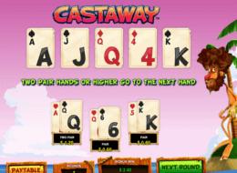 Castaway Gokkast Poker2