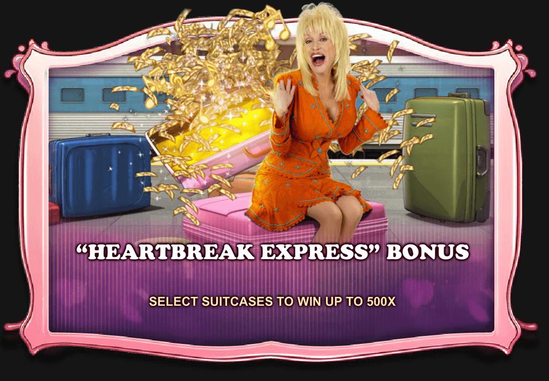 Dolly Gokkast Bonusgame
