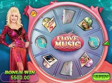 DollyGokkast Bonusgame