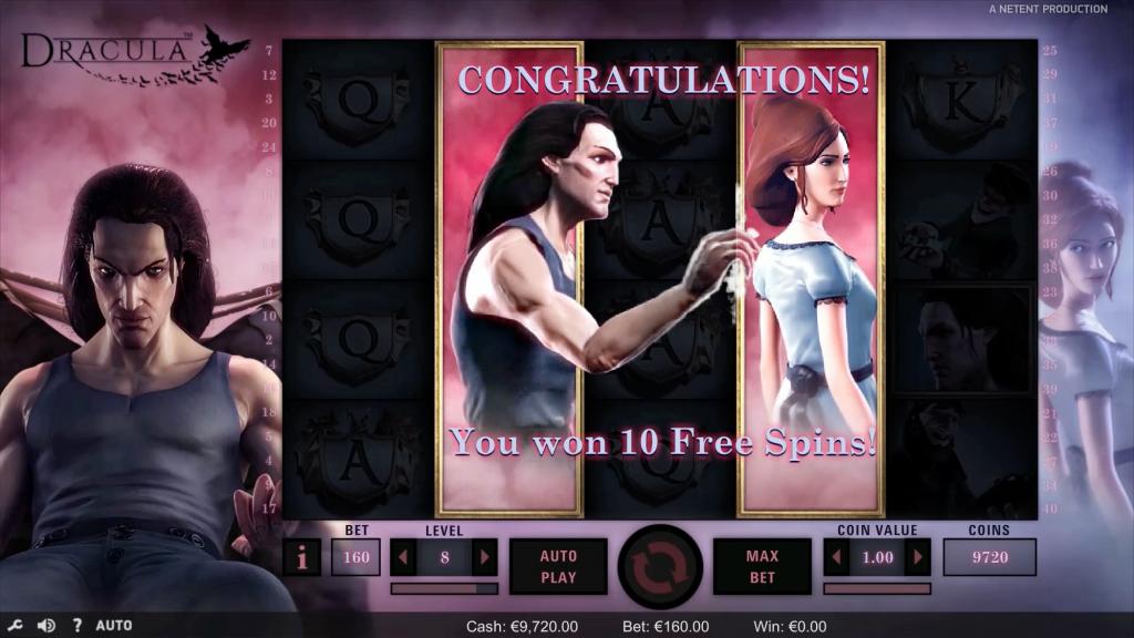 Dracula Slot Machine Online ᐈ NetEnt™ Casino Slots