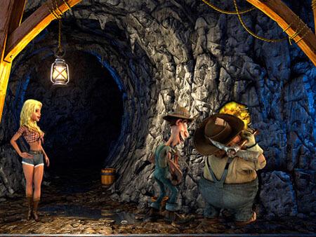 Gold Diggers Gokkast Bonusgame