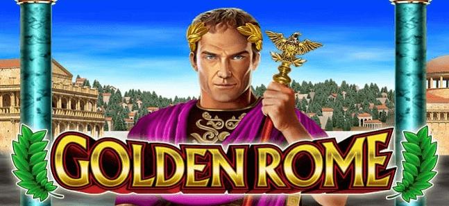Golden Rome Gokkast Welkomst