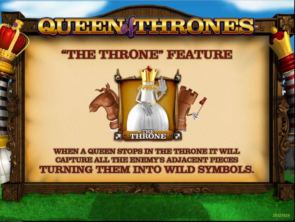 Hoe Speel Je Queen of Thrones Gokkast