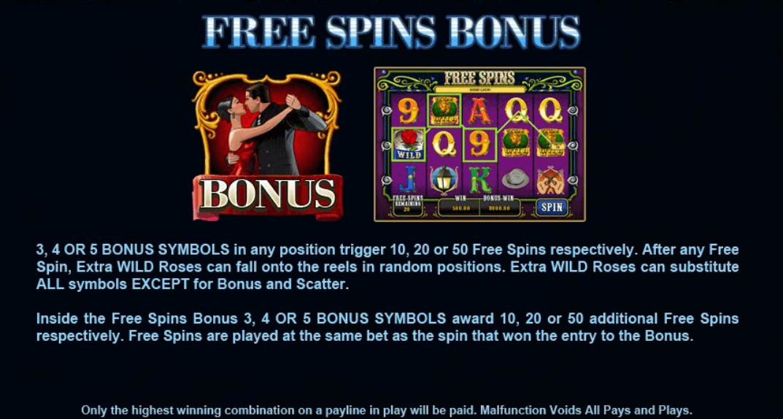Lucky Tango Gokkast Free Spins