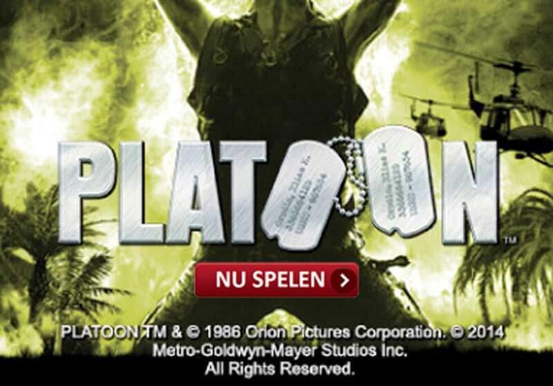 platoon-gokkast-nu-spelen