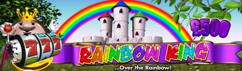 Rainbow King Welkomst