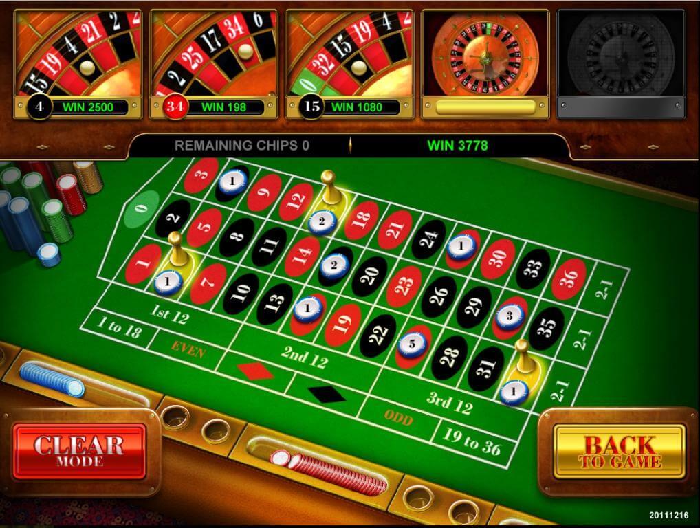 Reely Roulette Bonusgame