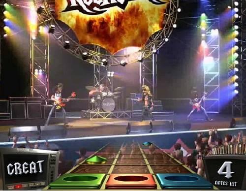 Rockstar Gokkast Bonusgame