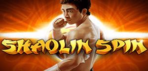 Shaolin Spin Gokkast Welkomst