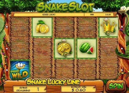 Snake Slot Gokkast Free Spins