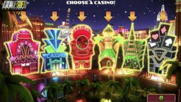 Weekend in Vegas Gokkast Bonusgame