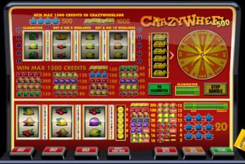 Crazy Wheel 500