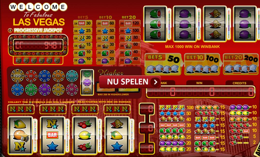 Casinospel PÃ¥ Nätet