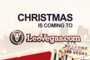 LeoVegas pakt uit met Winter Promoties!