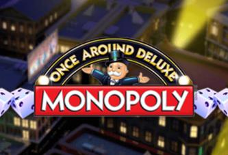 WMS brengt 25 Nov. een nieuwe gokkast uit: Monopoly Once Around Deluxe!